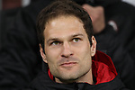 Asmir Begovic of AC Milan pictured the bench during the Coppa Italia match at Giuseppe Meazza, Milan. Picture date: 13th February 2020. Picture credit should read: Jonathan Moscrop/Sportimage