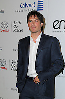 BURBANK, CA - OCTOBER 22: Ian Somerhalder attends the Environmental Media Association 26th Annual EMA Awards Presented By Toyota, Lexus And Calvert at Warner Bros. Studios on October 22, 2016 in Burbank, California (Credit: Parisa Afsahi/MediaPunch).
