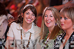 STYLE: Enjoying the style at the Rose of Tralee Fashion Show Fels Point were Carol Kennelly and Karina Dunne..