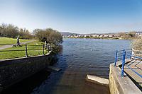 2019 03 28 Water Park, Llanelli, Wales, UK