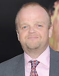Toby Jones attends the Lionsgate World Premiere of The hunger Games held at The Nokia Theater Live in Los Angeles, California on March 12,2012                                                                               © 2012 DVS / Hollywood Press Agency