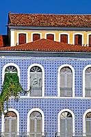 Centro Histórico de São Luís, Maranhão. 2002. Foto de Juca Martins.