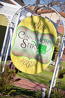 Cinnamon Stick Gifts and Home Decor at the Arbor Village in Los Alamitos