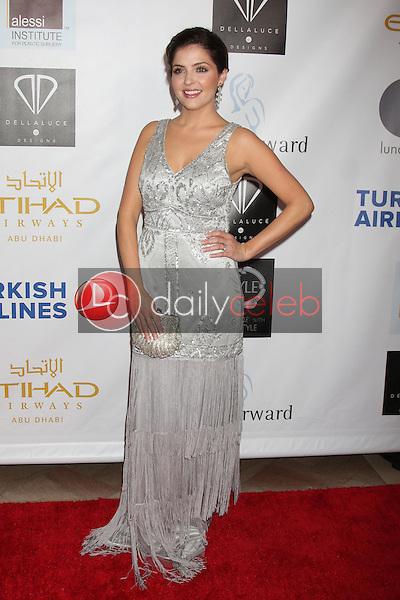 Jen Lilley<br /> 5th Annual Face Forward Gala, Biltmore Hotel, Los Angeles, CA 09-13-14<br /> David Edwards/DailyCeleb.com 818-249-4998