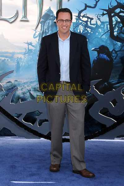28 May 2014 - Hollywood, California - Jared Fogle. &quot;Maleficent&quot; Los Angeles Premiere held at The El Capitan Theatre. <br /> CAP/ADM/BP<br /> &copy;Byron Purvis/AdMedia/Capital Pictures