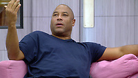 John Barnes<br /> Celebrity Big Brother 2018 - Day 8<br /> *Editorial Use Only*<br /> CAP/KFS<br /> Image supplied by Capital Pictures