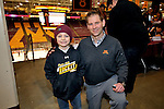 skate with Gophers, Grant Potulny
