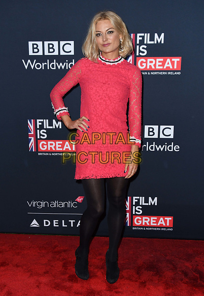 02 March 2018 - Los Angeles, California - Lucy Walker. Film is GREAT Reception to honor British Nominees held at a Private Residence. <br /> CAP/ADM/BT<br /> &copy;BT/ADM/Capital Pictures