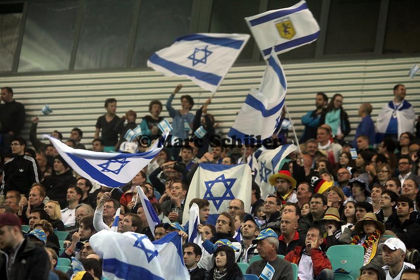 israelischen Fans