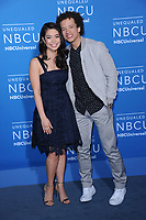 www.acepixs.com<br /> May 15, 2017  New York City<br /> <br /> Auli'i Cravalho and Damon J Gillespie attending the 2017 NBCUniversal Upfront at Radio City Music Hall on May 15, 2017 in New York City.<br /> <br /> Credit: Kristin Callahan/ACE Pictures<br /> <br /> <br /> Tel: 646 769 0430<br /> Email: info@acepixs.com