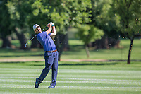Thomas Aiken (RSA) during the 2nd round of the BMW SA Open hosted by the City of Ekurhulemi, Gauteng, South Africa. 12/01/2017<br /> Picture: Golffile | Tyrone Winfield<br /> <br /> <br /> All photo usage must carry mandatory copyright credit (&copy; Golffile | Tyrone Winfield)