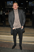 Leo Gregory at the &quot;The Ninth Cloud&quot; film screening and Q&amp;A, Prince Charles cinema, Queen Leicester Place, London, England, UK, on Monday 12 February 2018.<br /> CAP/CAN<br /> &copy;CAN/Capital Pictures