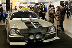 Jan 15, 2010 - Chiba, Japan - Moto Supra concept created by Hanasaki Tokuharuis school is displayed during the Tokyo Auto Salon 2010 in Chiba, suburb Tokyo, on January 15, 2010. More than 400 companies, associations and groups are displaying more than 600 custom vehicules in the Japan's biggest tuning show which takes place between January 15 and 17. (Photo Laurent Benchana/Nippon News)