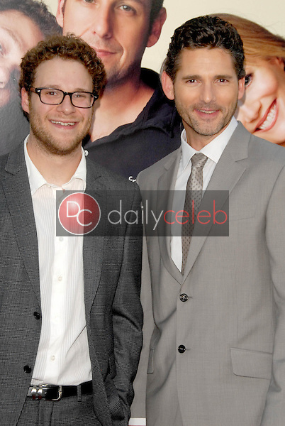 Seth Rogen and Eric Bana<br />at the World Premiere of 'Funny People'. Arclight Hollywood, Hollywood, CA. 07-20-09<br />Dave Edwards/DailyCeleb.com 818-249-4998