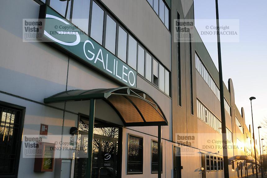 - Sesto San Giovanni (Milan), headquarters of Galileo company<br /> <br /> - Sesto S. Giovanni (Milano), sede della societ&agrave; Galileo