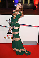 Amy Willerton at The Sun Military Awards 2016 (The Millies) at The Guildhall, London. <br /> December 14, 2016<br /> Picture: Steve Vas/Featureflash/SilverHub 0208 004 5359/ 07711 972644 Editors@silverhubmedia.com