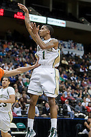 February 25, 2010:     Atlantic Sun Conference action between the Jacksonville Dolphins and the Campbell Camels at Veterans Memorial Arena in Jacksonville, Florida.  Jacksonville defeated Campbell 65-52.
