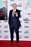 Jonathan Pryce beim Gala Screening des Kinofilms 'The Two Popes / Die zwei Päpste' auf dem AFI Fest 2019 im TCL Chinese Theatre. Los Angeles, 18.11.2019