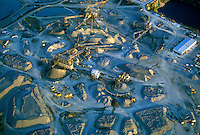 AERIAL  OF GOLD MINE