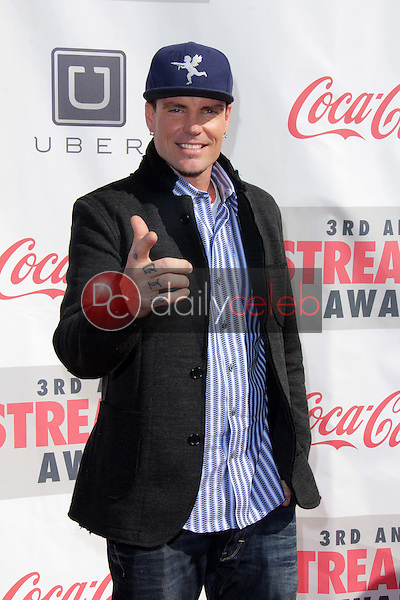 Robert Van Winkle a.k.a. Vanilla Ice<br />