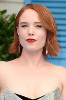 "Jessica Keenan Wynn<br /> arriving for the ""Mama Mia! Here We Go Again"" World premiere at the Eventim Apollo, Hammersmith, London<br /> <br /> ©Ash Knotek  D3415  16/07/2018"