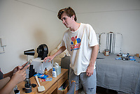 First-year profile: Charlie Finnerty '22, Baltimore, MD<br />