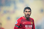 Guangzhou Midfielder Paulinho Maciel in action during the AFC Champions League 2017 Group G match Between Suwon Samsung Bluewings (KOR) vs Guangzhou Evergrande FC (CHN) at the Suwon World Cup Stadium on 01 March 2017 in Suwon, South Korea. Photo by Victor Fraile / Power Sport Images