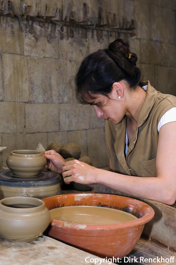 Fabrik Ceramica Vieira in Lagoa auf der Insel Sao Miguel, Azoren, Portugal