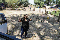 Mercedes Lozano.<br /> IV Festival Maria Bonita en Quiriego, Sonora.