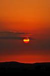 Sunrise on the Bighorn, MT