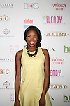 "DJ Kiss Attends Wendy Williams celebrates the launch of her new book ""Ask Wendy"" by HarperCollins and  her new Broadway role as Matron ""Mama"" Morton in Chicago - Held at Pink Elephant, NY"