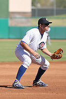 Josh Vitters - Mesa Solar Sox, 2009 Arizona Fall League.Photo by:  Bill Mitchell/Four Seam Images..