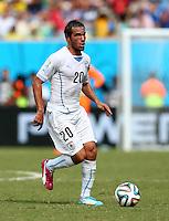Alvaro Gonzalez of Uruguay