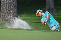 In Gee Chun (KOR) hits from the trap on 1 during round 1 of the U.S. Women's Open Championship, Shoal Creek Country Club, at Birmingham, Alabama, USA. 5/31/2018.<br /> Picture: Golffile | Ken Murray<br /> <br /> All photo usage must carry mandatory copyright credit (&copy; Golffile | Ken Murray)