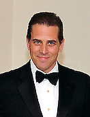 Hunter Biden arrives with his wife, Kathleen Biden, for the Official Dinner in honor of Prime Minister David Cameron of Great Britain and his wife, Samantha, at the White House in Washington, D.C. on Tuesday, March 14, 2012.  It was reported on Thursday, March 2, 2017 that Hunter is in a relationship with his late brother Beau's wife, Hallie, following separation from his wife, Kathleen, in late 2015.<br /> Credit: Ron Sachs / CNP<br /> (RESTRICTION: NO New York or New Jersey Newspapers or newspapers within a 75 mile radius of New York City)