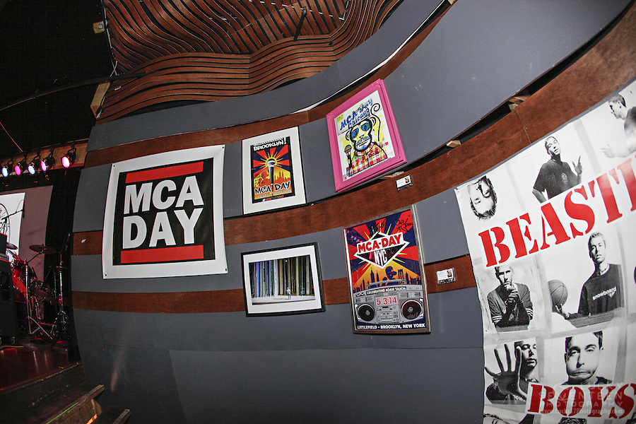 MCA DAY NYC 2015 Littlefield, Brooklyn