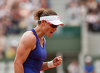 France, Paris, 30.05.2014. Tennis, French Open, Roland Garros, Samantha Stosur (AUS)<br /> Photo:Tennisimages/Henk Koster
