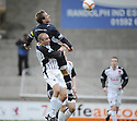 07/11/2009  Copyright  Pic : James Stewart.sct_jspa01_raith_v_dunfermline  . :: MARK CAMPBELL HEADS HOME RAITH'S FIRST GOAL :: .James Stewart Photography 19 Carronlea Drive, Falkirk. FK2 8DN      Vat Reg No. 607 6932 25.Telephone      : +44 (0)1324 570291 .Mobile              : +44 (0)7721 416997.E-mail  :  jim@jspa.co.uk.If you require further information then contact Jim Stewart on any of the numbers above.........