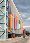 Greater Columbus Convention Center Goodale Parking Garage | NBBJ & Smoot Construction