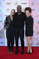 LOS ANGELES, CA - APRIL 6: Heather Carmichael, Lee Daniels, Jude Demorest, at the Ending Youth Homelessness: A Benefit For My Friend's Place at The Hollywood Palladium in Los Angeles, California on April 6, 2019.   <br /> CAP/MPI/SAD<br /> &copy;SAD/MPI/Capital Pictures