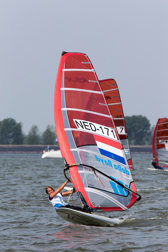 Medal Races, may 24th, Delta Lloyd Regatta  2014 (20/24 May 2014). Medemblik - the Netherlands.