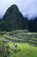 Amérique/Amérique du Sud/Pérou/Env de Cuzco : Le plateau de Chinchero