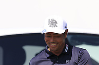 Hideto Tanihara (JPN) on the 1st tee during Saturday's Round 3 of the Porsche European Open 2018 held at Green Eagle Golf Courses, Hamburg Germany. 28th July 2018.<br /> Picture: Eoin Clarke | Golffile<br /> <br /> <br /> All photos usage must carry mandatory copyright credit (&copy; Golffile | Eoin Clarke)