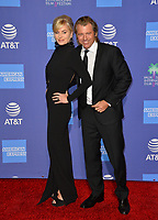 PALM SPRINGS, CA. January 03, 2019: Vincent Van Patten &amp; Eileen Davidson at the 2019 Palm Springs International Film Festival Awards.<br /> Picture: Paul Smith/Featureflash