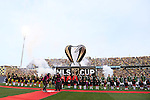 06 December 2015: The players are introduced before the game. The Columbus Crew SC hosted the Portland Timbers FC at Mapfre Stadium in Columbus, Ohio in MLS Cup 2015, Major League Soccer's championship game. Portland won the game 2-1.