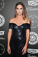 06 January 2018 - Santa Monica, California - Elizabeth Chambers Hammer, Elizabeth Chambers. The Art Of Elysium's 11th Annual Black Tie Artistic Experience HEAVEN Gala held at Barker Hangar. <br /> CAP/ADM/FS<br /> &copy;FS/ADM/Capital Pictures