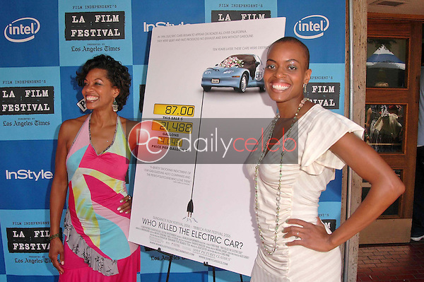 J.Karen Thomas and Colette Divine<br />