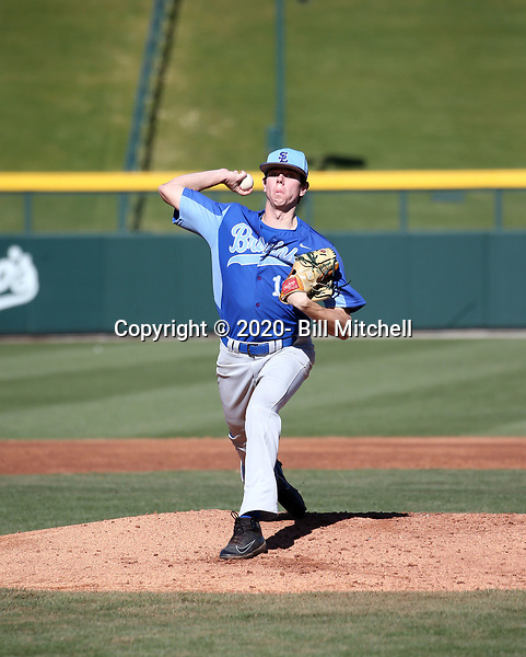 Breck Eichelberger - 2020 Salt Lake CC Bruins (Bill Mitchell)
