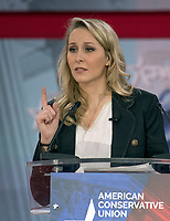 Marion Maréchal-Le Pen Speaks at CPAC