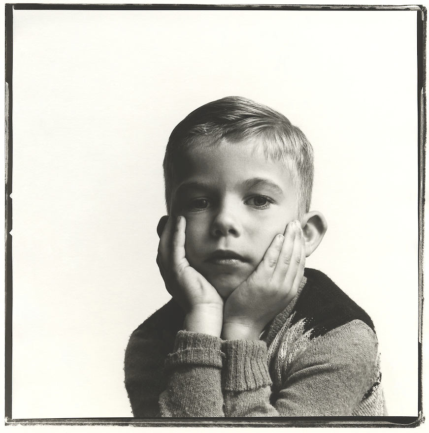 Portrait of Boy 1960